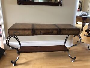 antique style Hallway table buffet FREE DELIVERY