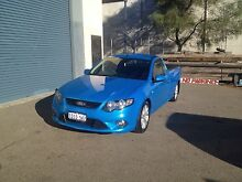Ford Falcon xr6 Ute - Nitro Blue Joondalup Joondalup Area Preview