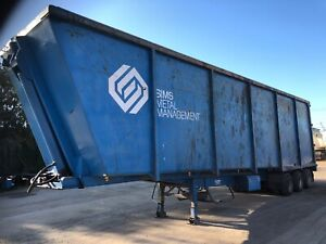Scrap high sided tippers Naval Base Kwinana Area Preview