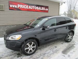2012 Volvo XC60 T6 - HEATED LEATHER - SUNROOF!!!