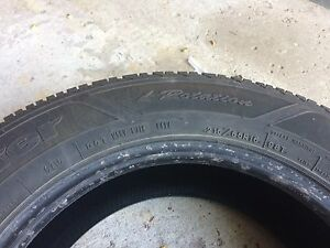 Good year snow tires set of 4
