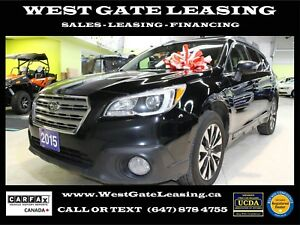 2015 Subaru Outback LIMITED | EYESIGHT | NAVI | CAMERA | BLIND S