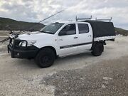 Toyota Hilux SR (4x4) 2012 Currambine Joondalup Area Preview