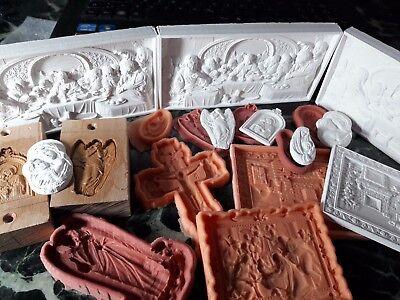 3D Krippenszene, 3D ModelSilikonFormaus bester Deutscher Qualität