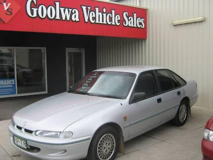 1996 Holden Commodore Sedan EQUIPE.