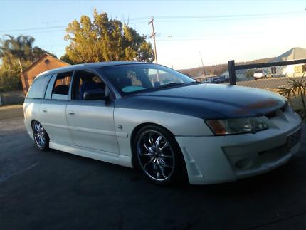 2003 vy v6 Commodore wagon