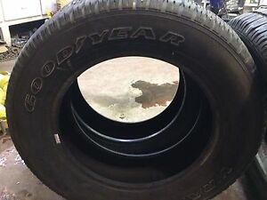 Goodyear Wrangler SR-A Mud and snow P275-60R20