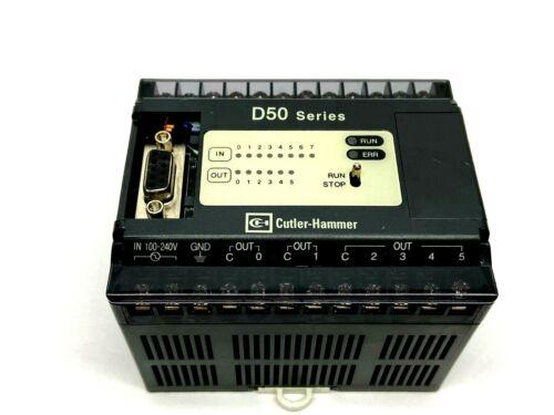 Cutler Hammer D50CR14 D50 Series Input Output Module