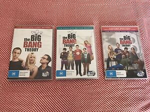 Big Bang Theory DVD's Cannington Canning Area Preview