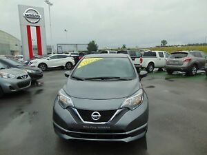 NISSAN VERSA NOTE SV 2017 AUTOMATIQUE