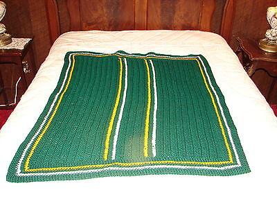 NEW Handmade Handcrafted Crochet BABY Afghan Throw Blanket ~ Nice Work~ GIFT