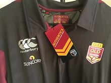 Brand New STATE OF ORIGIN MAROONS Polo Forest Lake Brisbane South West Preview