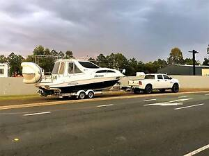 CR2800 Whittley Cruiser CR 2800 boat Caboolture Caboolture Area Preview
