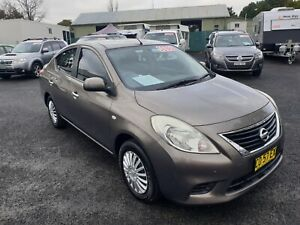 2012 Nissan Almera ST Yass Yass Valley Preview