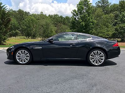 2012 Jaguar XK Base 2012 Jaguar XK 2DR CPE