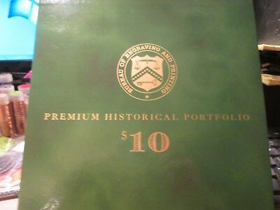 PREMIUM HISTORICAL PORTOLIO 10 DOLLAR US BILLS XX7