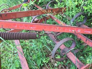 3pt hitch cultivator approximately 9 feet