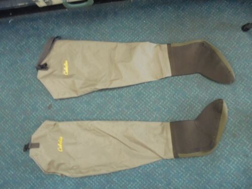 Cabela's Lightweight Waders Small 833320 F1197-S  2 Piece