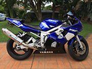 Yamaha YZF R6 2001 Rydalmere Parramatta Area Preview