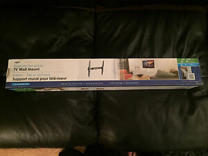 Super Slim Flat or Tilt TV Mount