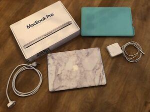 Macbook pro 13 pouces i5