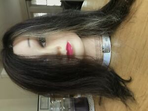 Mannequin Head for Hair Styling
