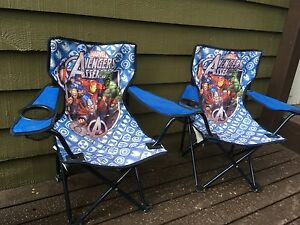 Marvel Avengers Children's folding chairs
