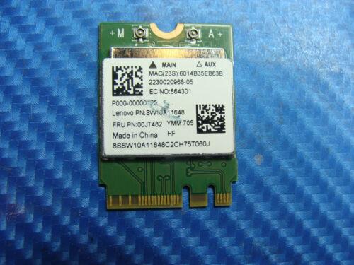 "Lenovo IdeaPad 320-Series 15.6"" Genuine WiFi Wireless Card 00JT482 RTL8821AENF"