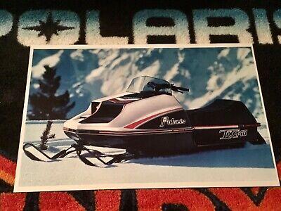 NOS Polaris Air Box 76 TX Starfire 340 Vintage Snowmobile 5430452