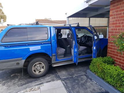 2000 Holden Rodeo Ute