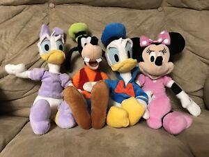Disney Plush Characters