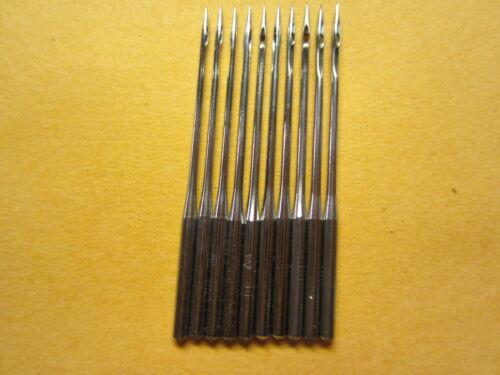 10- Jones CS, Spool, Family CS, CWS Fed. Sewing Machine Needles, Asst Sizes