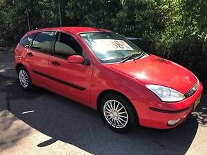 2004 Ford Focus Hatchback South Maitland Maitland Area Preview