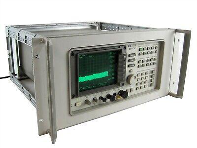 Agilent Hp 8563e Portable Spectrum Analyzer 9khz To 26.5ghzoptions 001 026