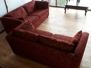Quality lounge and sofa bed