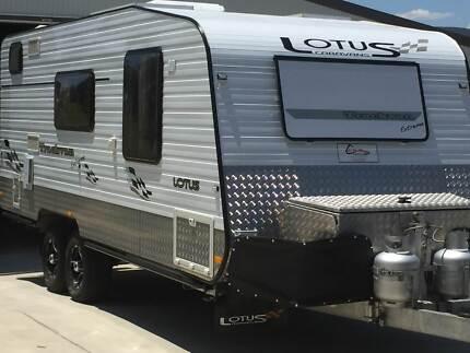 2010 Lotus Caravan Trooper Off Road Van