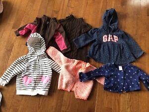Bundle of 12-18 months clothes