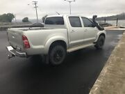 Toyota hilux Exeter West Tamar Preview