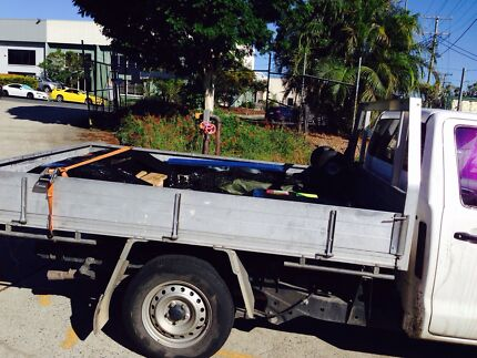 Cheap ute with driver on weekend  Toowong Brisbane North West Preview
