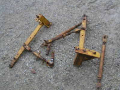 John Deere Ford Ih Ac Allis Chalmer Tractor Pair 3pt Hitch Bottom Main Lift Arms