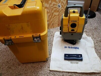 Trimble 5605 Dr 200 Robotic Total Station