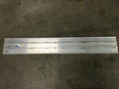 Kraft Tools 48 Square End Magnesium Bull Float Wo Threaded Bracket Cc773-01