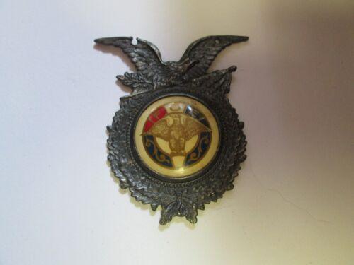 Vintage Whitehead & Hoag Co. FOE Fraternal Order of Eagles Pendant Medallion