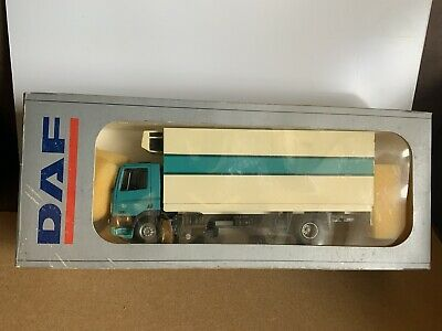 Tekno DAF FA 75 Refrigeration Transport Truck Boxed 1/50 Diecast Model M001622