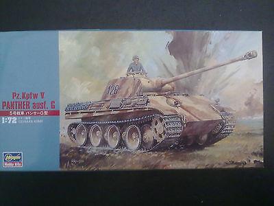 HASEGAWA MT9 31109 Pz.Kpfw V Panther ausf. G 1:72 Neu & eingetütet