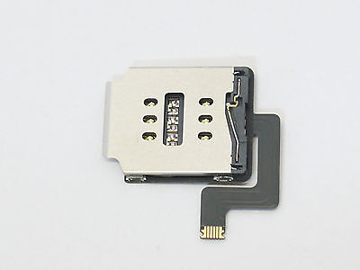 NEW Sim Card Bay Reader 821-1844-A for Apple iPad Air 4G LTE