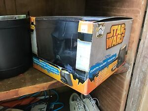 Brand new in box Darth Vader toaster