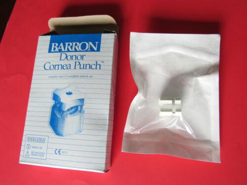 Katena Ref: K20-2078 Barron Cornea Punch Set 8.0mm Diameter (x) 04/2020
