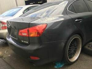 Lexus IS250 2009 (*****2010) wrecking Welshpool Canning Area Preview