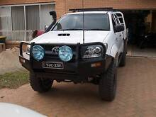 2008 Toyota Hilux Ute Higgins Belconnen Area Preview